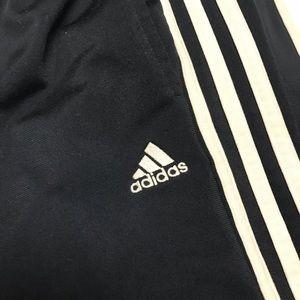 Adidas blue jersey pants